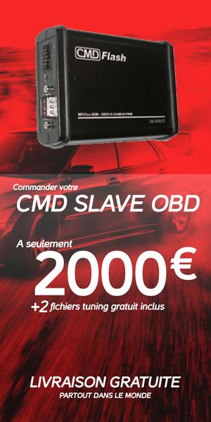 CMD slave obd