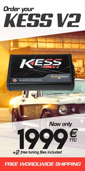 KessV2 OBD