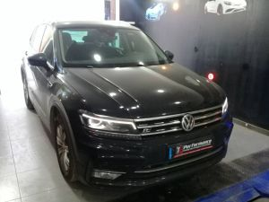 Tiguan 190hp, stage 1 - Gallery | Chip Tuning Files | Mod-files.com