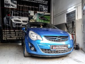 Opel Corsa reprog - Gallery | Chip Tuning Files | Mod-files.com