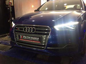 Audi S3 8v reprog a 350Ch - Gallery | Chip Tuning Files | Mod-files.com